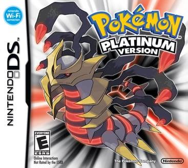Thumbnail 1 for Pokemon Platinum (U) Ultimate Save